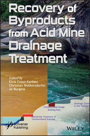 Recovery of Byproducts from Acid Mine Drainage Treatment