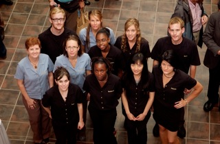 CBU Mine Water Remediation Research Assistants 2010